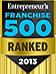 2013 Franchise 500